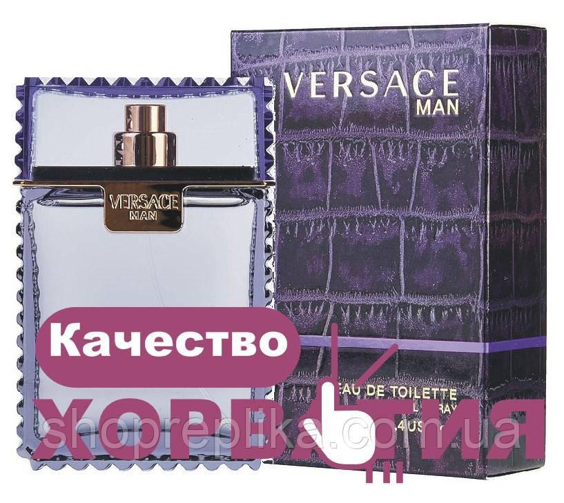 Люкс копия АА++  версаче мен Versace Man Versace 100млл