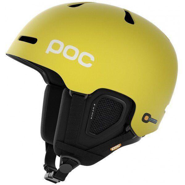 Шолом гірськолижний POC Fornix XL/XXL 59-62 Litium Yellow
