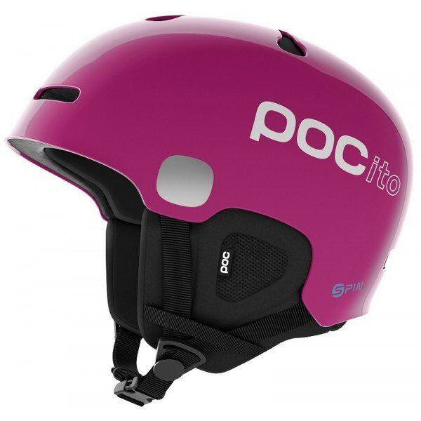 Шолом гірськолижний POC POCito Auric Cut SPIN M/L 55-58 см Fluorescent Pink