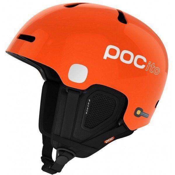 Шолом гірськолижний POC POCito Fornix XS/S 51-54 см Pocito Orange