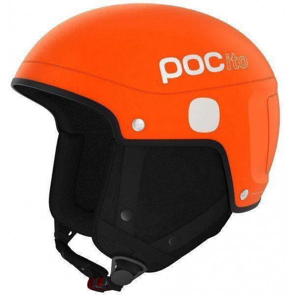 Шолом гірськолижний POC POCito Skull Light helmet M/L 55-58 см Fluorescent Orange