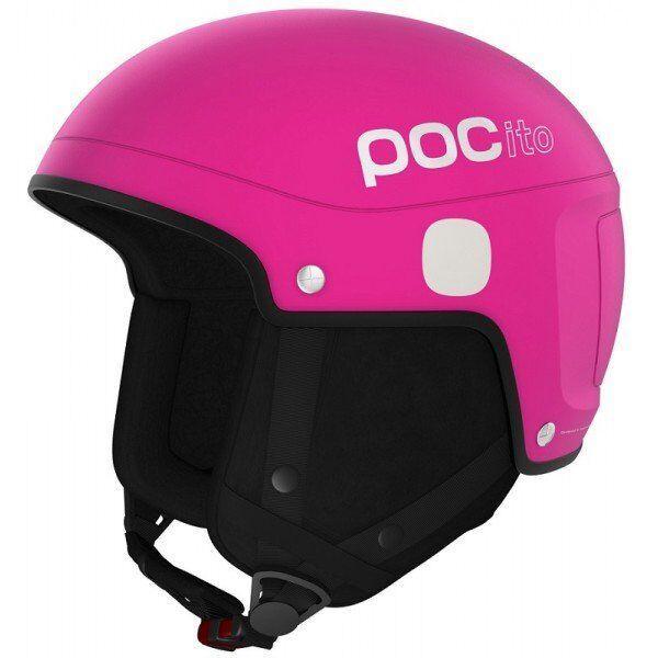Шолом гірськолижний POC POCito Skull Light helmet XS/S 51-54 см Fluorescent Pink