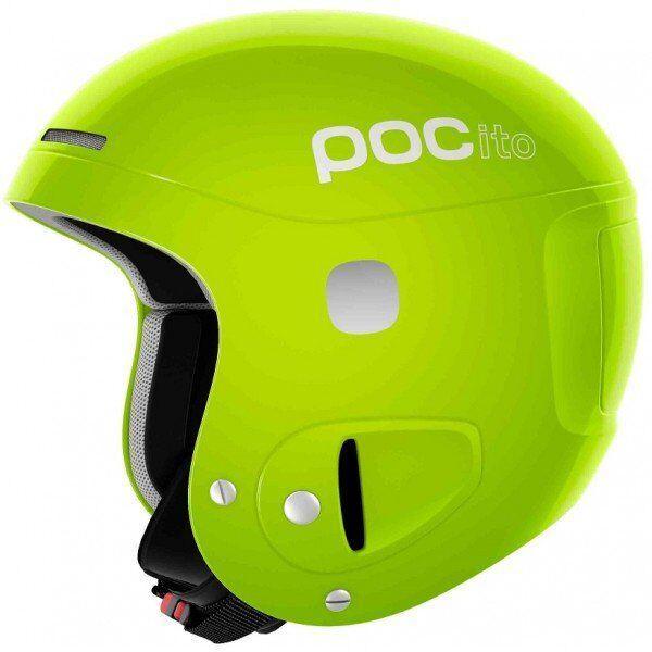 Шолом гірськолижний POC POCito Skull Adjustable XS/S 51-54 см Fluorescent Yellow-Green