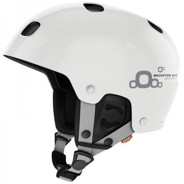 Шолом гірськолижний POC Receptor Bug Adjustable 2.0 XL/XXL 59-62 см Hydrogen White