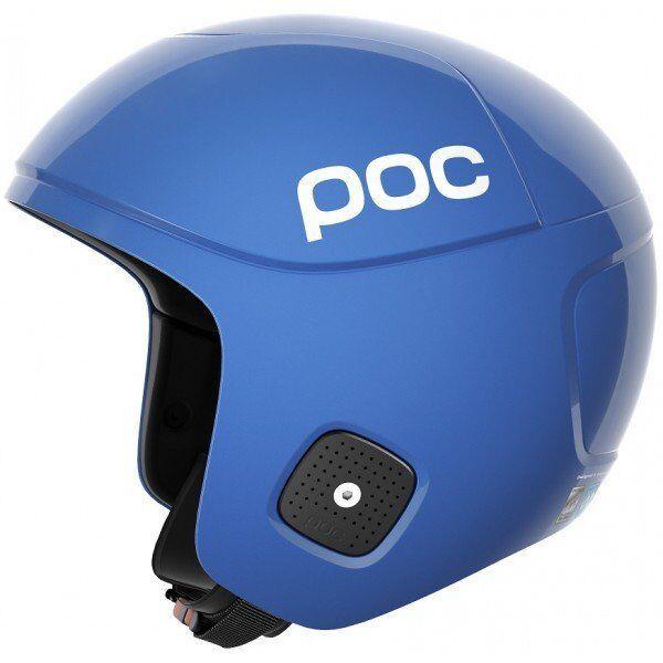 Шолом гірськолижний POC Skull Orbic X SPIN L 57-58 см Basketane Blue