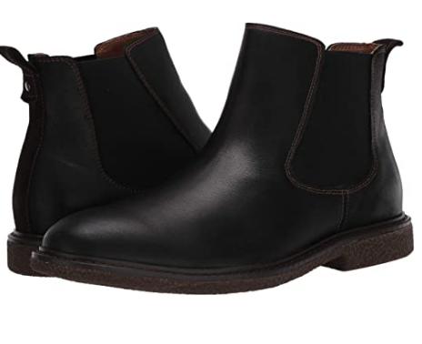Ботинки мужские 206 Collective Men's Chelsea Boot  - Black