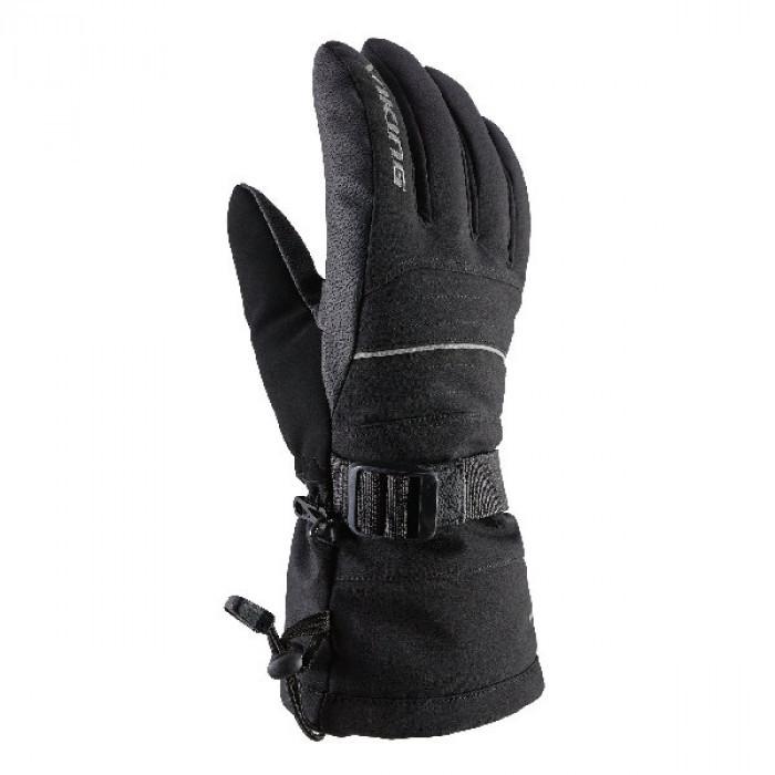 Рукавиці гірськолижні Viking Bormio 9 L Чорний 08