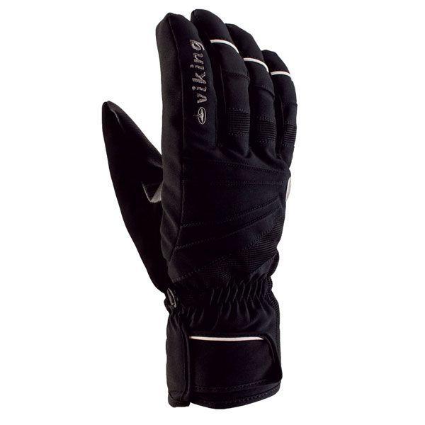 Рукавиці гірськолижні Viking Bazak 8 M Чорний 09