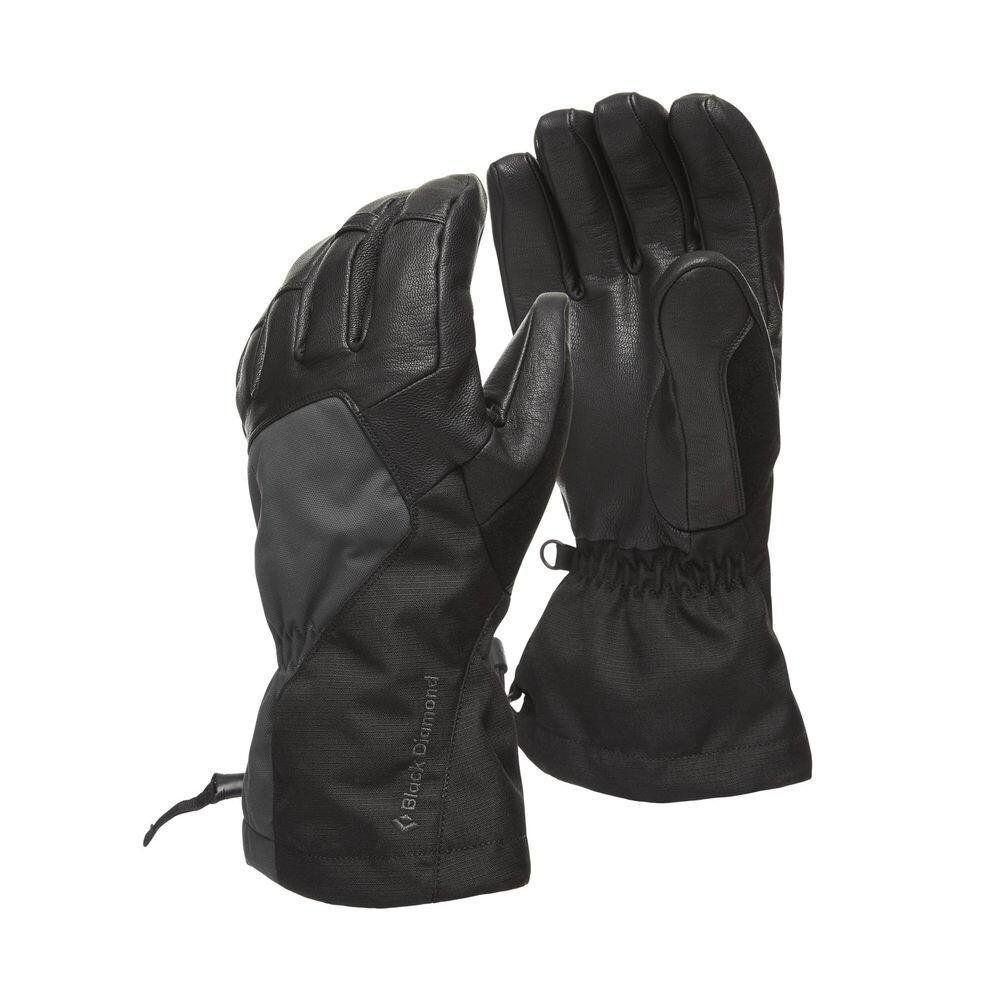 Рукавиці чоловічі Black Diamond Renegate Pro Gloves L Black