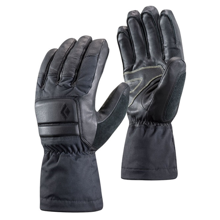 Рукавиці чоловічі Black Diamond Spark Powder Gloves S Smoke