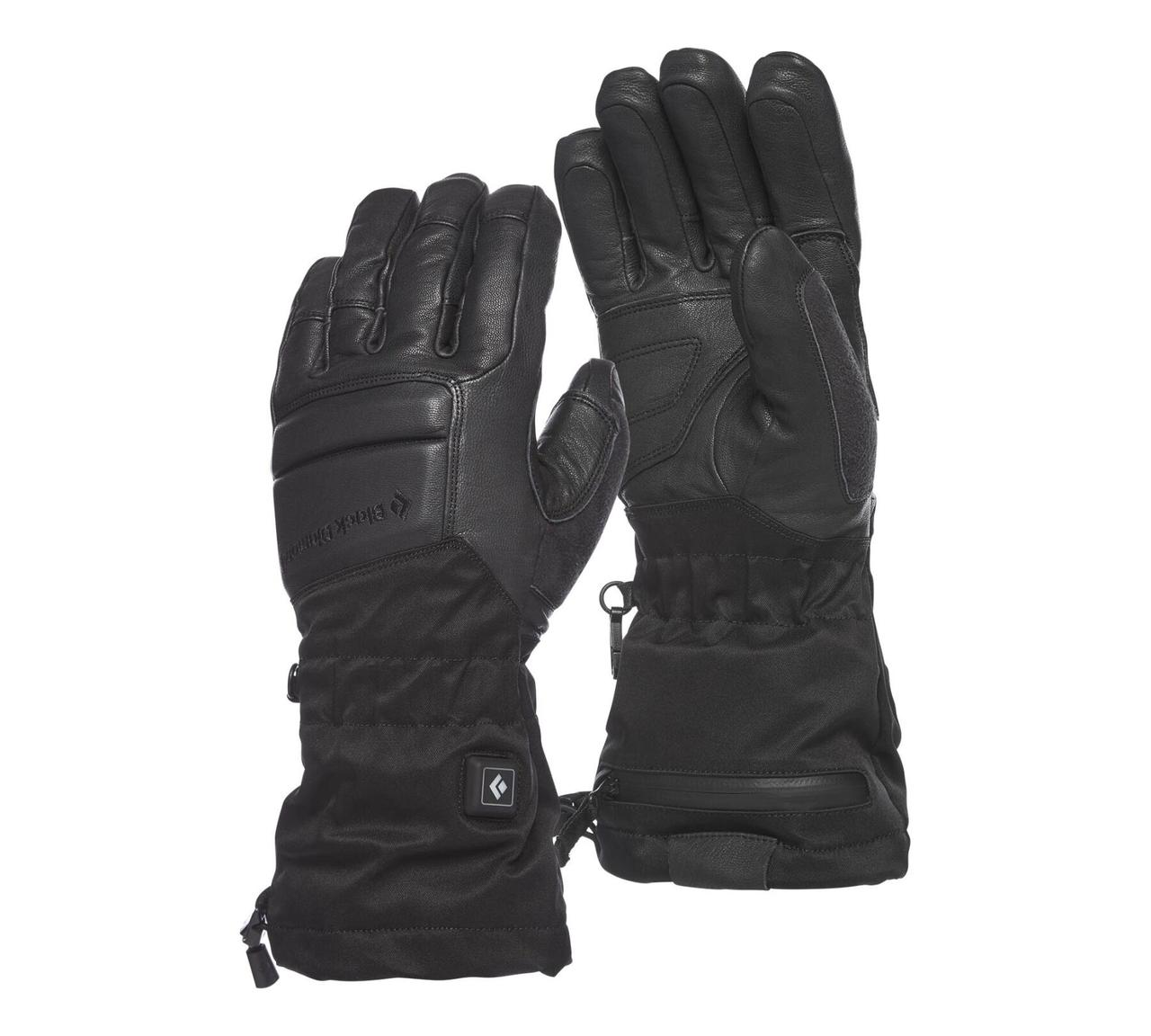 Рукавиці чоловічі Black Diamond Solano Gloves L Black