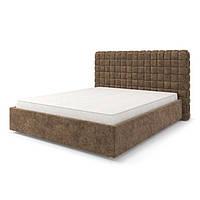 Кровать Квадро Люкс деревянная с матрасом, Матролюкс