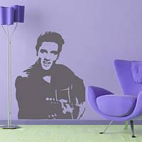 Наклейка на стену Элвис Пресли, фото 1