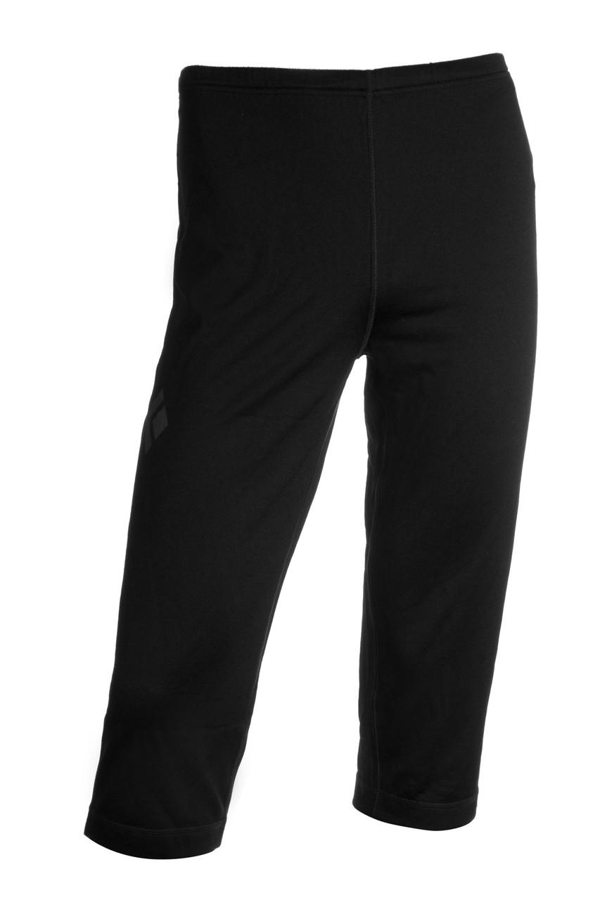 Термоштани 3/4 чоловічі Black Diamond m's Deployment (Merino) 200 Boot-Top Pants M Black (BDHP67.015-M)
