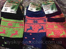 Шкарпетки жіночі теплі махра Житомир р. 35-41