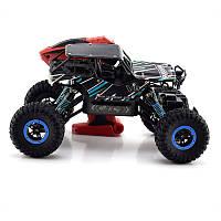 Машина на радиоуправлении Монстр-трак Rock Crawler 8897-192 Синий