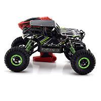 Машина на радиоуправлении Монстр-трак Rock Crawler 8897-192 Зелёный