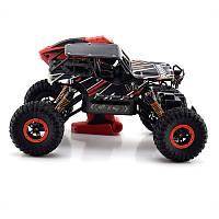 Машина на радиоуправлении Монстр-трак Rock Crawler 8897-192 Красный