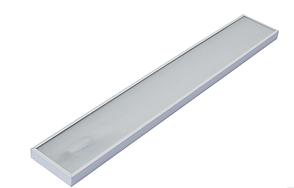 """Led панель накладная 1195х180мм """"Призматик"""" 36 W офисный светильник накладной прямоугольный"""