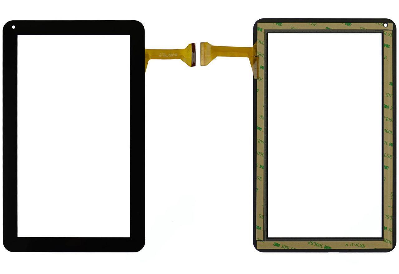 Сенсор для планшета (тачскрін) Apache A120 Dual Core, Jeka JK-101, Globex GU1010c, ImPAD 1004 (10.1, 159x257,