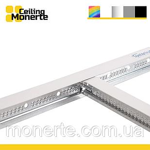 Профиль Т-24 3700мм белый Cipriani teetanium (Италия)