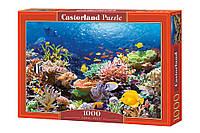 Пазлы Castorland Puzzle на 1000 элементов Коралловый риф С-101511