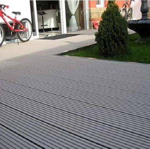 Доска TardeX Classic Home террасная ячеистая из твердых пород дерева влагоустойчивая 31 х 145 х 2200 мм