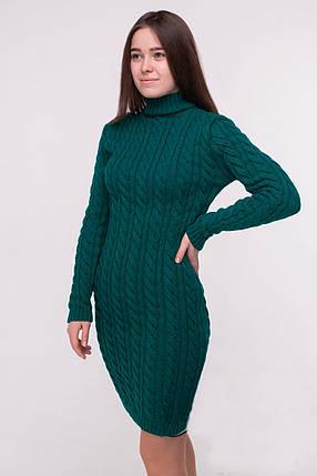 Модные зимние платья, фото 2