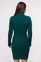 Модные зимние платья, фото 3