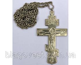 Крест иерейский никель Украина