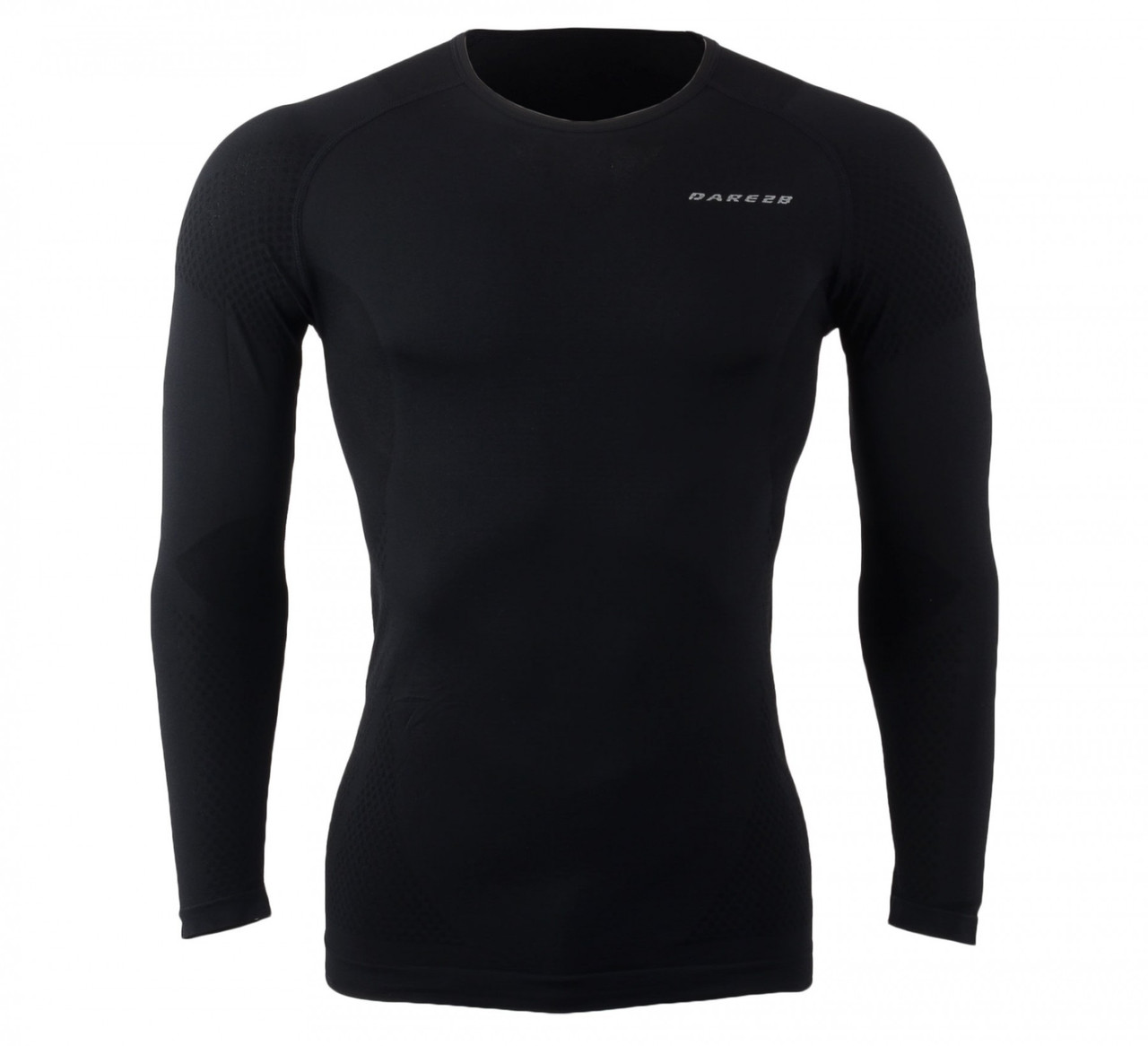 Термокофта чоловіча Dare 2b Men's Zonal III Long Sleeve S-M Black
