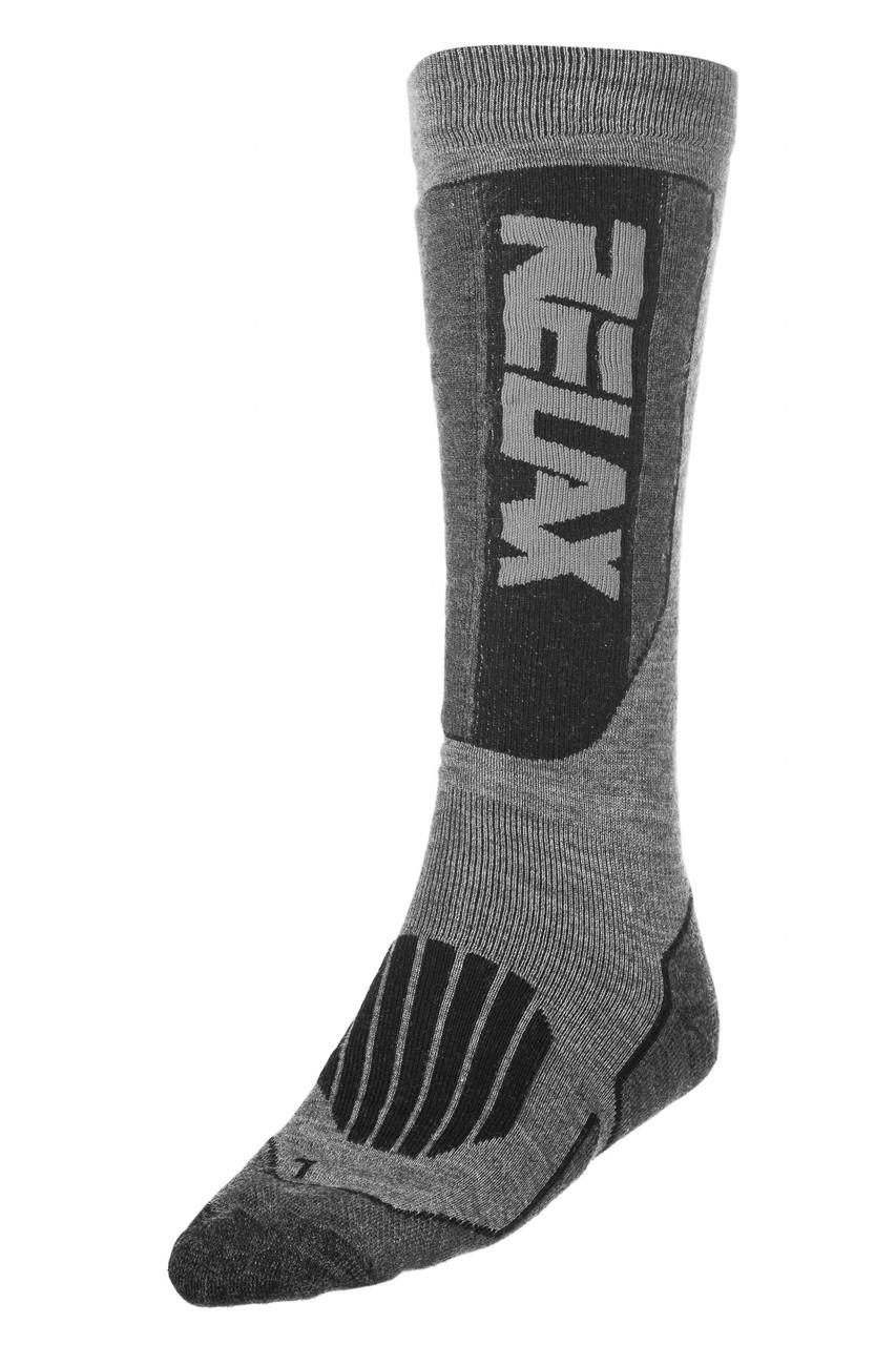 Шкарпетки лижні Relax Extreme RS032B XL Black-Grey
