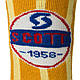 Лижні Шкарпетки Scott Beer Thirty M Yellow-White, фото 5