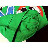 Костюм для мальчика МО зеленый Размер: 92-110 см, фото 4