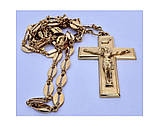 Крест протоиерейский кабинетный золоч Софрино, фото 2