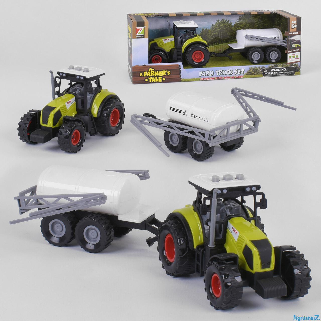 Трактор 550-4 E (36/2) в коробці
