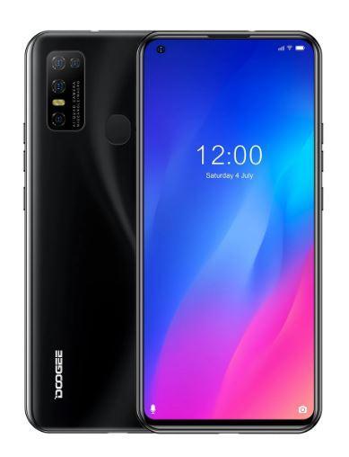Смартфон DOOGEE N30 Black
