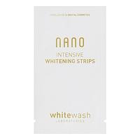 Nano-интенсивные отбеливающие полоски для зубов WhiteWash Laboratories 2 шт