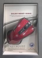 Мышь проводная MT-C38 Красный