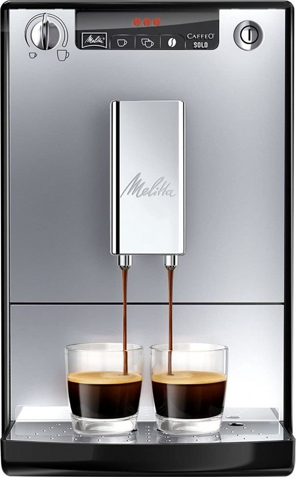 Кофемашина автомат Melitta E950-103 Caffeo Solo (LPNHE393748385)