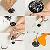 Набір для видалення вм'ятин Pops a Dent - Інструмент для вирівнювання вм'ятин без фарбування Попс-А-Дент, фото 3