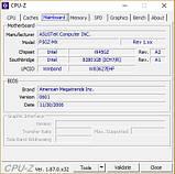 775 Материнская плата Asus P5GZ-MX + Процессор Celeron D 352 #7, фото 2