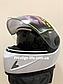 Мотошлем DFG Интеграл + Подарки: Перчатки, Воротник с мехом, Маска, Чехол, фото 4