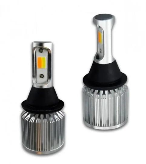 LED лампы Baxster Cob Light W21/5W 2000K/6000K DRL+Поворот (P26228)