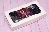 Набор украшений темно-синий 335 ОБ, фото 2