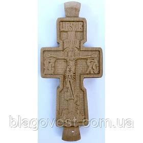 Хрест дер.параманный малий