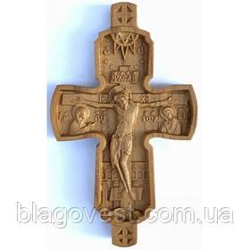 Крест дерев. параманный К