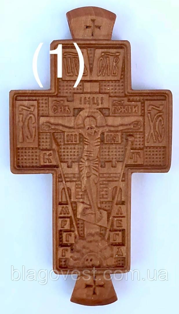 Крест дер. параманный большой прямой.
