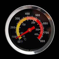 Термометр для коптильни BBQ 400 С духовки барбекю гриль русской печи
