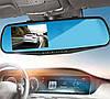"""Автомобильный видеорегистратор DVR 138E 2.7"""" - видеорегистратор зеркало заднего вида, авторегистратор зеркало, фото 4"""